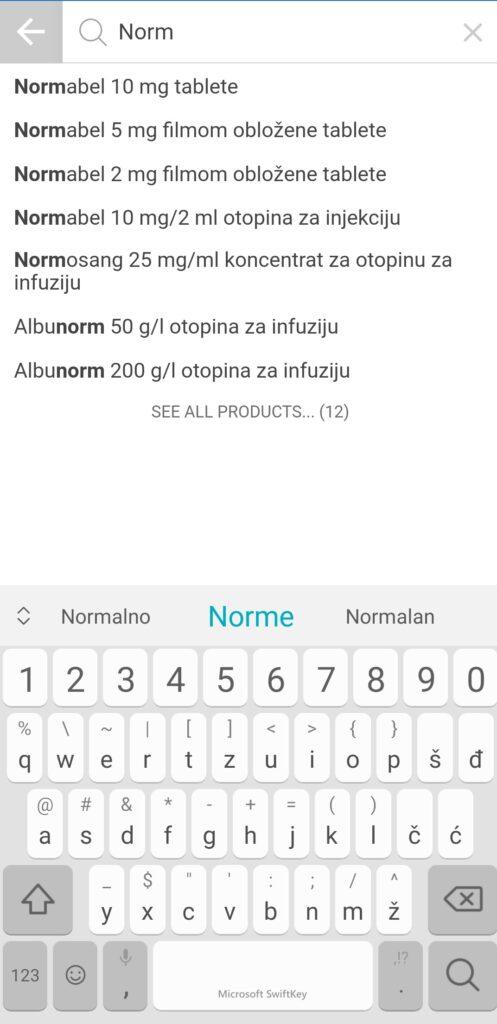 medbox - aplikacija za naručivanje lijekova